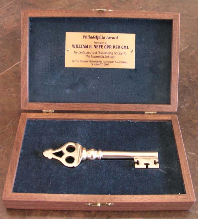 Philadelphia Award Large